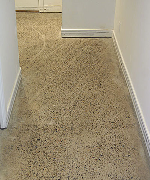 Concrete Floor Finishes : Concrete polished floor how to